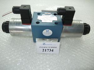 4/3 Way valve Ident  10665465, Rexroth  4WE10Q32/CG24N9Z4, Demag NCIV