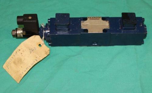 Bosch Rexroth 4WRE 6 E16-11/24Z4/M Proportional valve