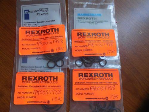 Mannesmann Rexroth RR00311988 Kit Lot of 4 origin