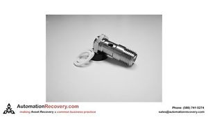 REXROTH 891-300-870-2  FLOW CONTROL, CHOKE VALVE BANJO TYPE, Origin #129867