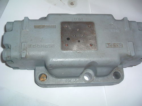 DENISON ABEX HYDRAULIC VALVE ASTM KL40B 03833719W8  VALVE 6L35OriginNOT BOXED
