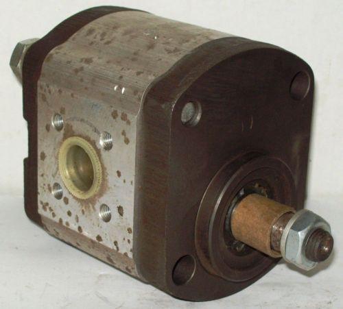 Bosch France Dutch Rexroth Type F Hydraulic Gear Pump 0 510 515 310 / HY/ZFS 11 / 11 L 204