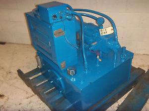 Rexroth Egypt Germany 5HP 14GPM Hydraulic Power Unit