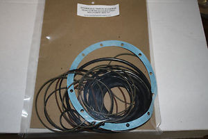 REXROTH Germany Canada NEW REPLACEMENT SEAL KIT FOR MCR05-B2 DOUBLE SPEED WHEEL/DRIVE MOTOR