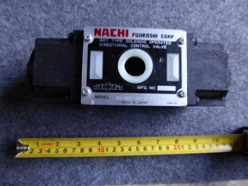 Origin NACHI DIRECTIONAL CONTROL VALVE # SS-G03-C5-R-D2-E10