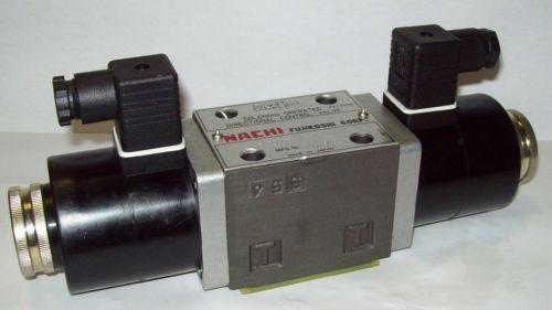 D03 4 Way 4/2 Hydraulic Solenoid Valve i/w Vickers DG4S4-012N-U-D 230 VAC