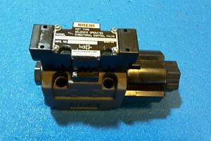 NACHI SS-G03-A3Z-R-C115-E21 Hydraulic Solenoid Valve