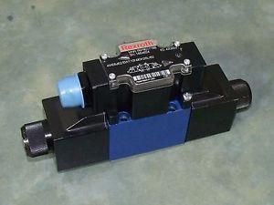 Rexroth 4WE6J62/EW110N9DK25L/62 Hydraulic Valve R978017785 Coil Voltage 120