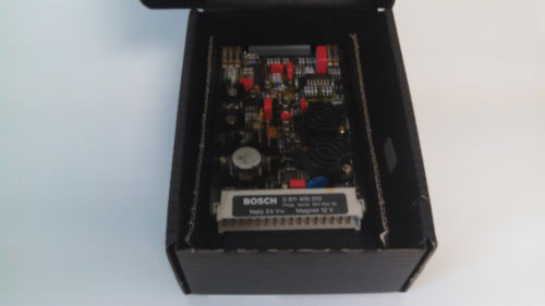 NEW Germany Italy IN BOX REXROTH AMPLIFIER CARD PROPORTIONAL VALVE DRIVER 0-811-405-013