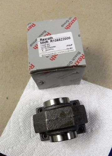 Rexroth R106522000 Round bearing Linear set NIB Bosch