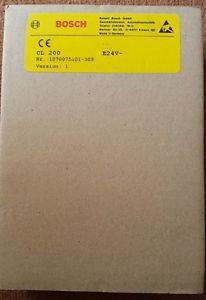 Bosch China Germany Rexroth  CL200 E24V~ 1070075101-305