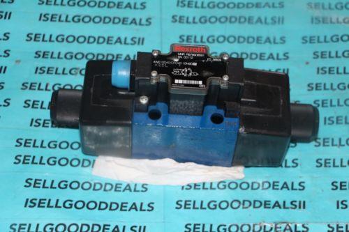 Rexroth 4WE10D40/OFCW110N9D Hydraulic Valve Directional Solenoid R978908591 origin