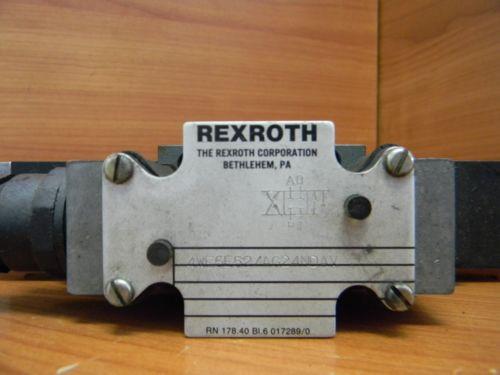 REXROTH VALVE 4WE6E52 FREE SHIPPING