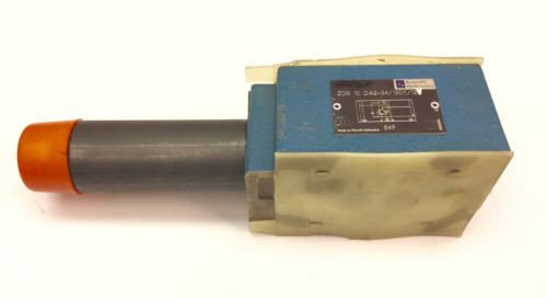 REXROTH R900454116 ZDR10DA2-54/150Y/12V HY-PRESSURE REDUCING VALVE Origin
