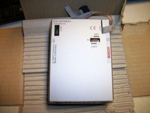 Rexroth Japan USA Bosch I/O Gateway 1070083150