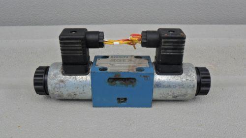 REXROTH HYDRAULIC CONTROL VALVE 4WE6H60/EG24N9K4