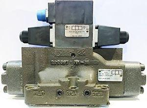 Bosch Rexroth Racine 657273 FD4 BSHS 706SD 62 110/115 Hydraulic Control Valve