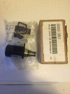 Bosch Rexroth 0 810 040 910 Check Valve 24 VDC