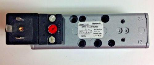 Rexroth Egypt Mexico Ceram Valve Size 1 GT-10061-03640