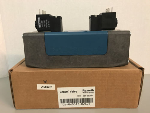 NIB France USA Bosch Rexroth GS-040042-02626 R432006290 Pneumatic Directional Valve