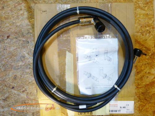 Rexroth Italy Italy 0 608 830 177 Kabel   > ungebraucht! <