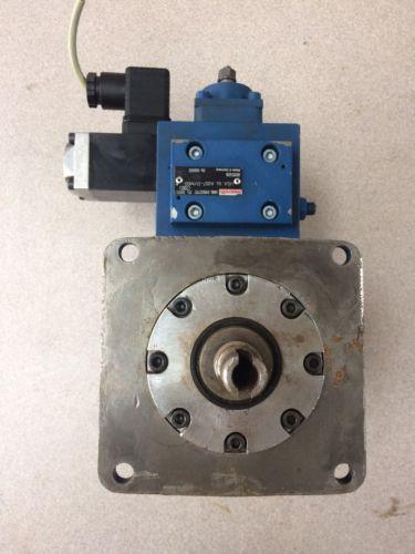 REXROTH HYDRAULIC CONTROL VALVE / GEAR HSA-06-A007-31 , 7081 MNR R 900327927 Origin