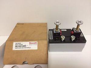 Origin IN BOX BOSCH REXROTH MECMAN HYDRAULIC VALVE 5813221000