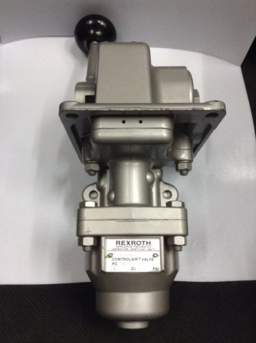H-2-FX  P50494-15  R431002651 REXROTH H-2 Controlair® Lever Operated Valve