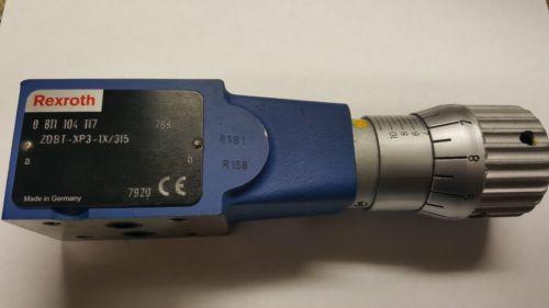 ZDBTXP31X/315, Rexroth, Pressure Relief Valve