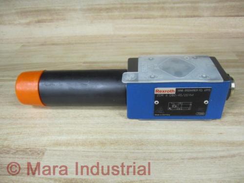 Rexroth USA India Bosch R900449839 Valve ZDR 6 DB2-43/25YM - New No Box