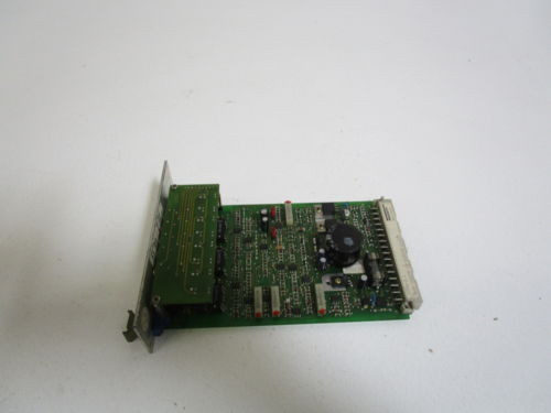 REXROTH USA Japan AMPLIFIER CARD VT3006-36a *USED*