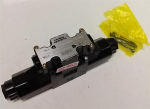 REXROTH DIRECTIONAL VALVE 4WE6W-60M0/AG24NPS