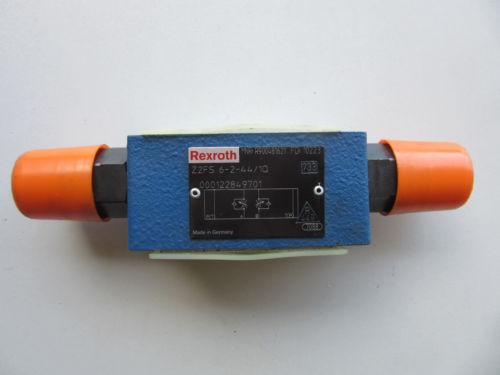 Rexroth R900481621 Hydraulic Control Valve Z2FS6-2-44/1Q Origin
