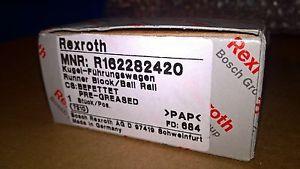 Bosch Rexroth R162282420 Linear Bearing