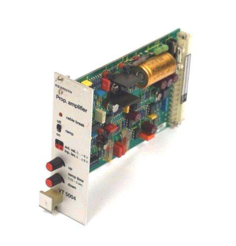REXROTH Mexico Italy VT-5004S20-R5 AMPLIFIER CARD 1252/1283, VT5004S20R5