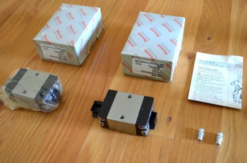 Origin Rexroth R166221420 Size25 Linear Rail Bearing Runner Blocks - THK CNC Router