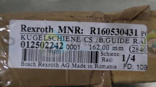 REXROTH France Canada R160530431 *NEW IN BOX*