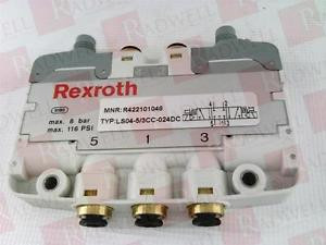 BOSCH Germany Italy REXROTH R422101046 RQANS1