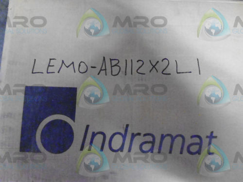 REXROTH France china INDRAMAT LEMO-AB112X2L1 COOLING FAN UNIT *NEW IN BOX*
