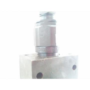 DBD6G18/315 Pressure relief valves,direct operated MANNESMANN REXROTH DBD SERIES