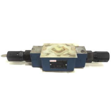 Origin REXROTH Z2FS 10-3-33/V HYDRAULIC VALVE  Z2FS10-3-33/V