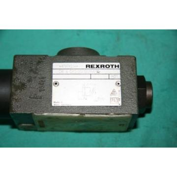 Rexroth China Egypt DR 6 DP1-53/50Y pressure reducing valve bosch