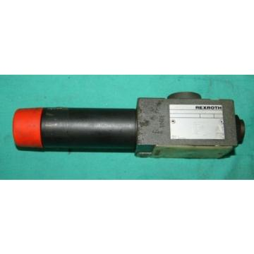 Rexroth DR 6 DP1-53/50Y pressure reducing valve bosch