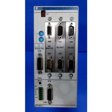 REXROTH Australia USA INDRAMAT MTS CONTROLLER R02.2-M2-B1-S4-N