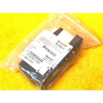 Origin REXROTH BOSCH 261-208-110-0 PNEUMATIC SOLENOID VALVE 10 BAR  12 W04