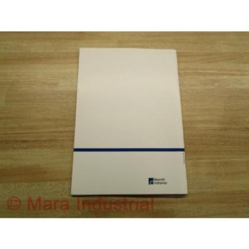 Rexroth China France Indramat DOK-DIAX04-HDD+HDS Project Planning Manual (Pack of 6)