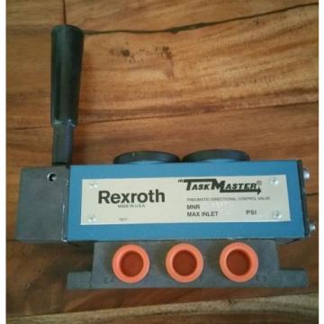 Rexroth Lever Valve, PJ-033210-00000, R431008498