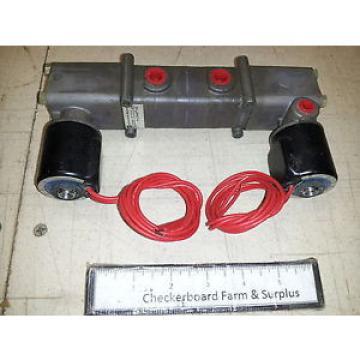 NOS Bosch Rexroth Linear Control Valve P55410 532926 P2 Fire Truck 4820000832361