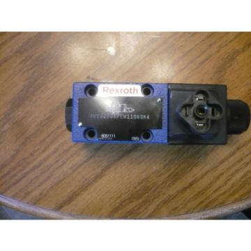 origin Rexroth 4WE6JB6X/EW110N9K4 Directional Control Valve