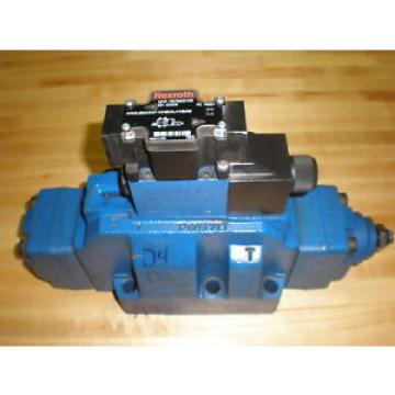 REXROTH HYDRAULIC VALVE; P/N: 4W36JB62 / EW110N9DAL / IT0862 ~Origin~SURPLUS~
